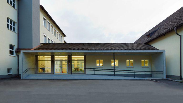 Umbau und Sanierung der Mittelschule Bludenz