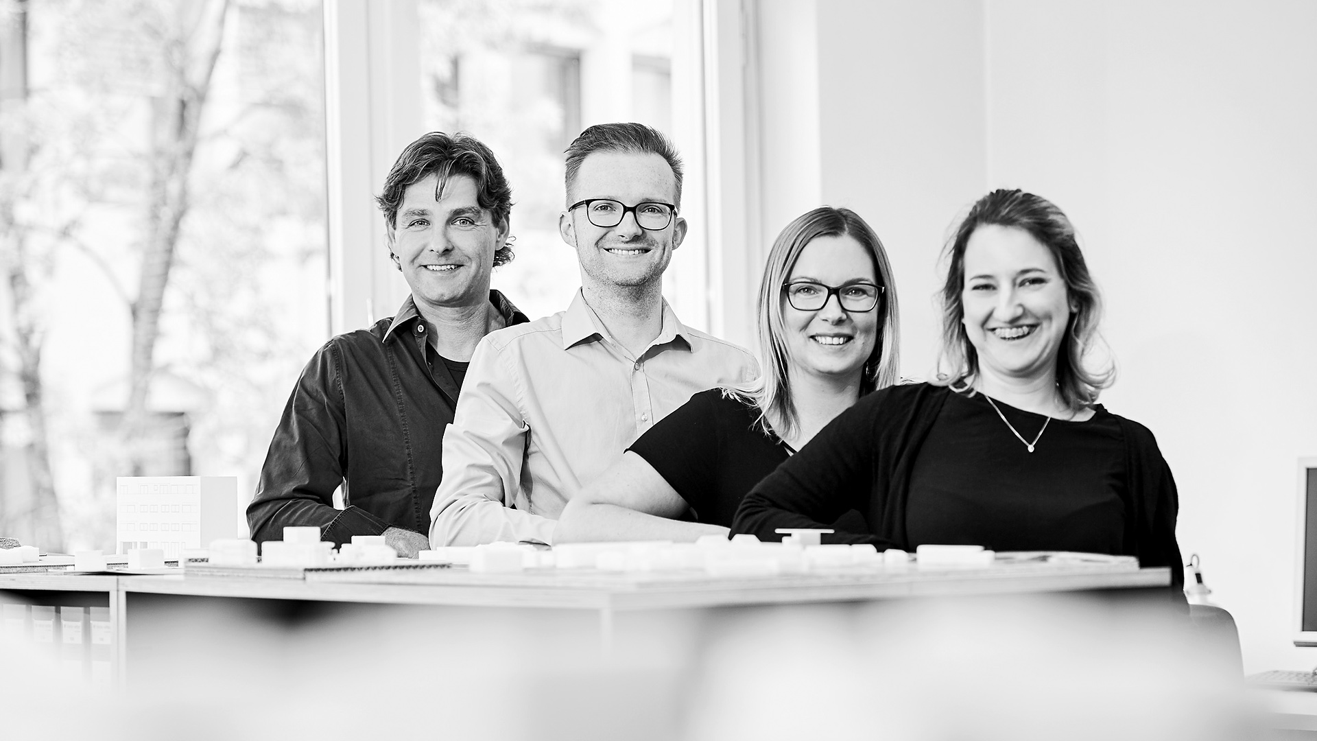 Architektur für Vorarlberg Team Dieter Vetter