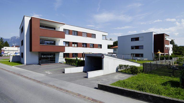 Wohnanlage Alte Schulstraße in Mäder