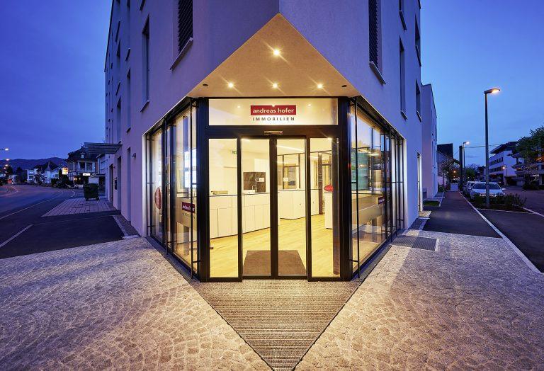 Geschäftslokal Andreas Hofer Immoblien GmbH