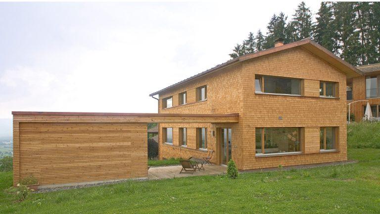 Einfamilienhaus D in Batschuns