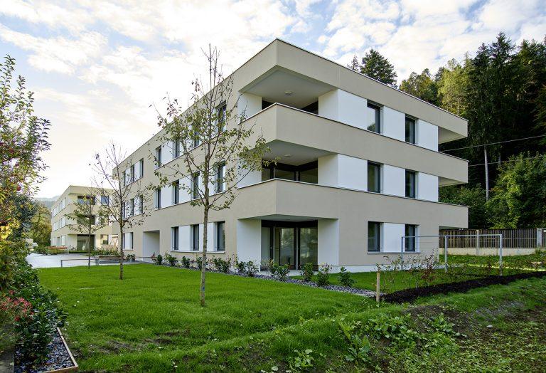 Wohnanlage Heldenstraße in Feldkirch