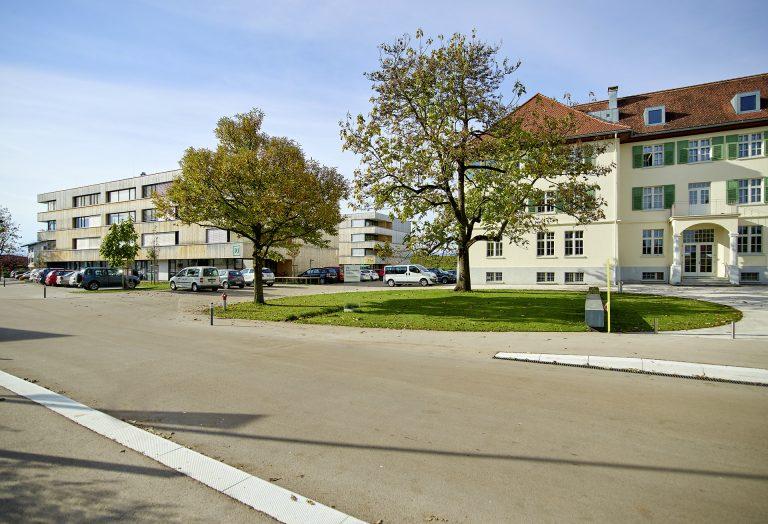 Gemeinschaftliches Wohnen für Generationen in Lustenau