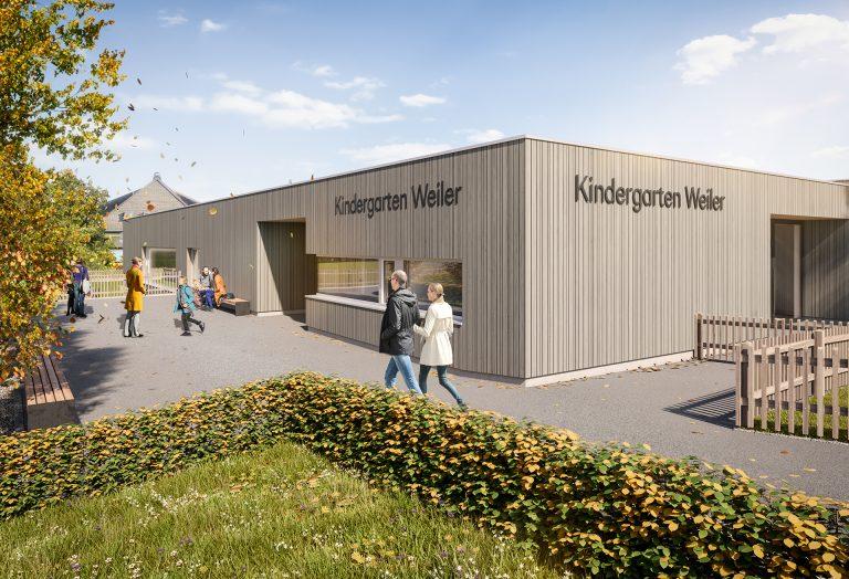 Kindergarten Weiler in Lustenau